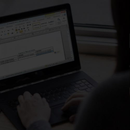 Operador Office 2013 (Con Certificación Internacional Microsoft)