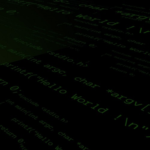 Programador Visual C++