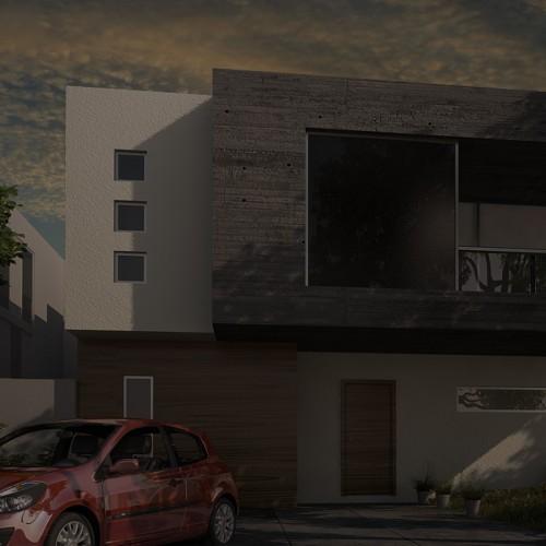 Visualización Arquitectónica con 3D Max y V-RAY